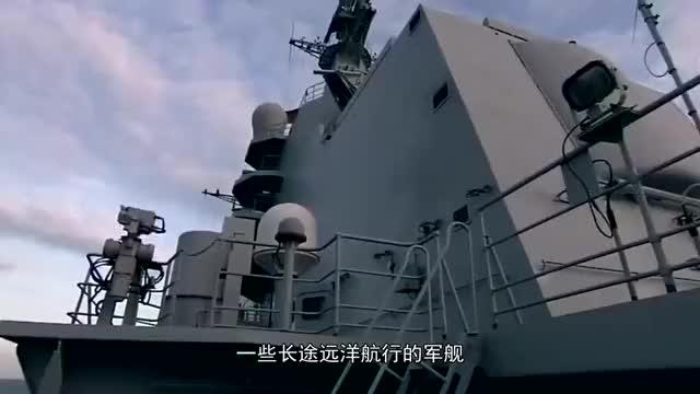 辽宁舰进入深海远航,如何解决淡水问题?