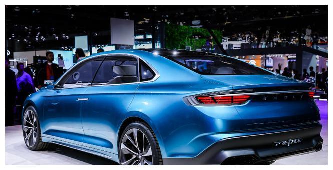 吉利汽车又放大招,这款新车凭借高颜值,上市就成了C位!