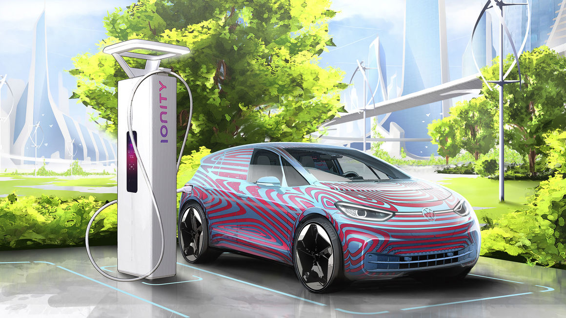 新款大众ID.3纯电车型预售 欧洲一个月订单突破2.1万辆