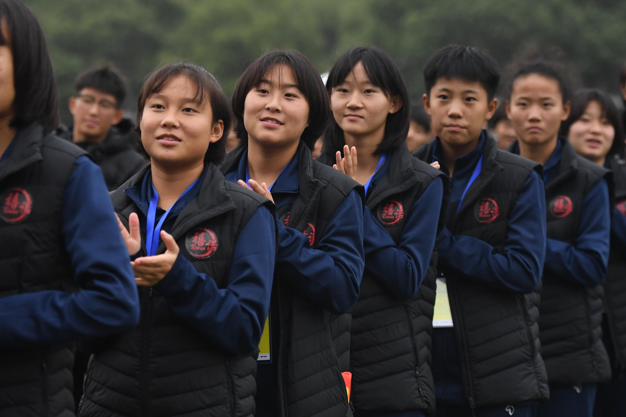足球——2019中国高中足球锦标赛在长沙开幕