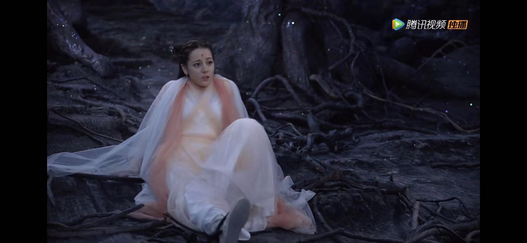 《三生三世枕上书》开播,迪丽热巴还演傻白甜,滤镜不给力变村姑