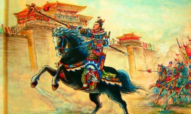《五代残唐演义》中前三条好汉李存孝王彦章高思继?还得加上他