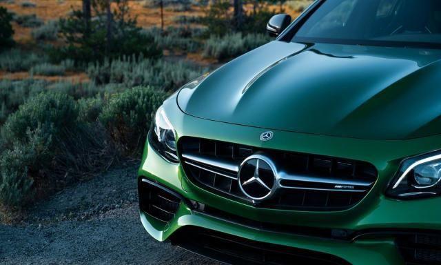 全新奔驰E63豪华版