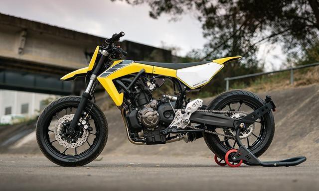 澳大利亚东北部的昆士兰州,MT-07超级摩托车