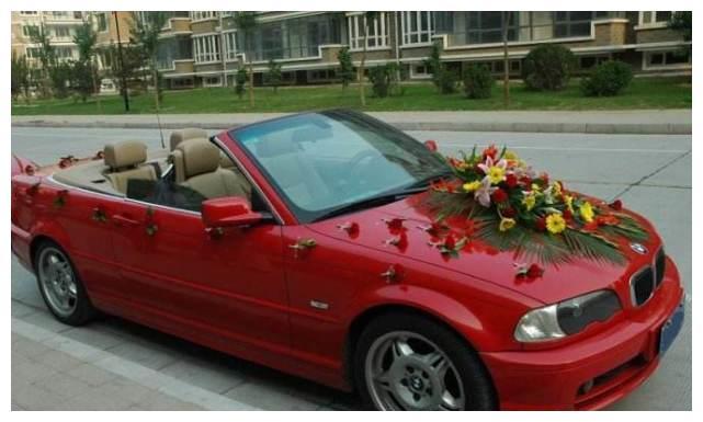 上海富二代结婚,豪车像是车展,380万的奔驰,车牌让人惊讶