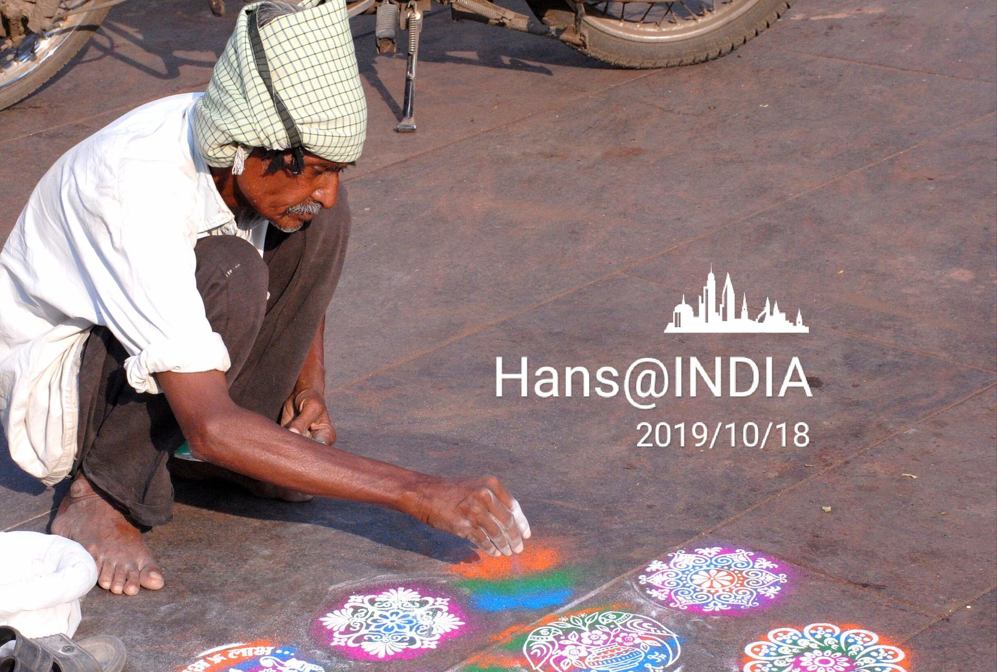 印度众生相专辑(一)