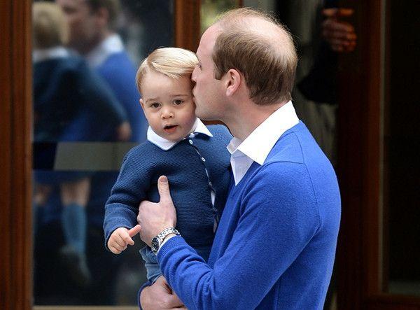 乔治小王子最像爸爸威廉?那是因为你没看到凯特年轻时候的照片