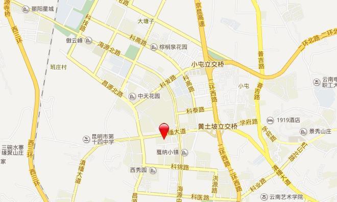 财兴盛大厦PK云南大学东二院谁是五华热门小区?