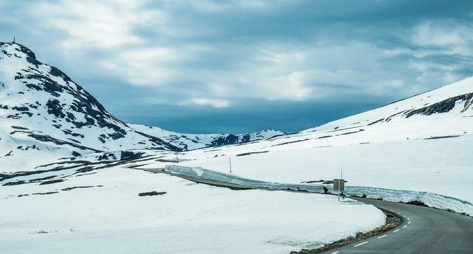 隐藏在北极圈的美景:并不是一年四季都开放的精灵之路