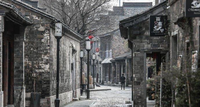 因地处南京中华门以东,故称门东,是夫子庙景区的重要组成部分