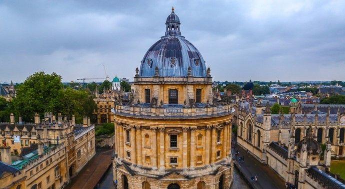 """""""牛津大学""""这个名字,接受着世界各地人们的尊重和敬仰"""
