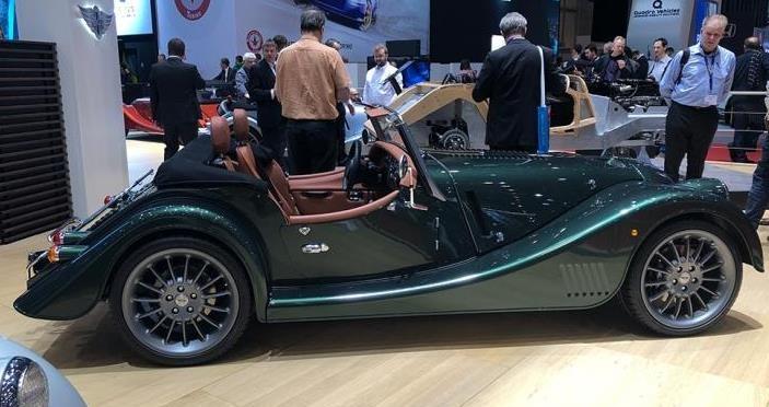 英国摩根汽车发布的Plus 6车型,这款车究竟有着怎样的表现呢