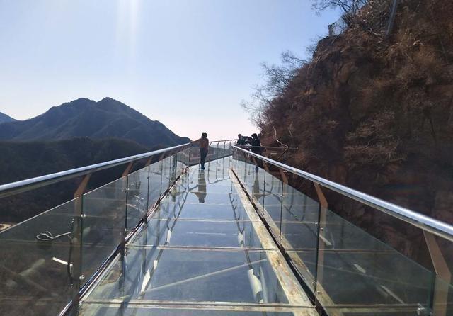 天津蓟州九山顶风景区这么美,有此景色,何必远方