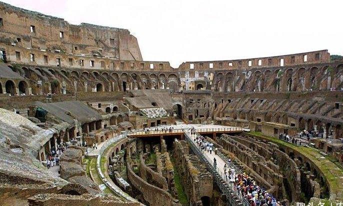 奇闻轶事:古罗马城竟然是一天建成