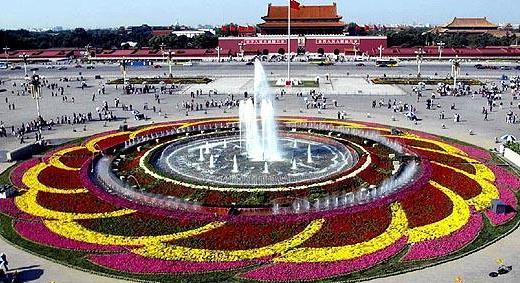 世界最大的广场,面积相当于4个天安门广场,3个梵蒂冈还多