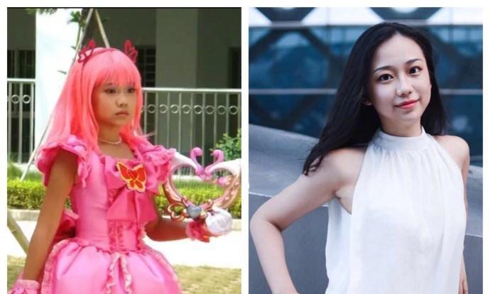 巴拉拉小魔仙:当时的演员多少岁?没想到和美雪同班的她17岁