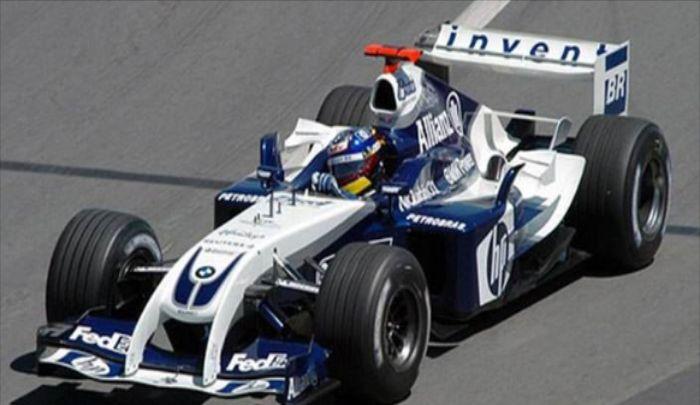 宝马车队:没了解过的赛车,赛车带来的视觉冲击,体现力量