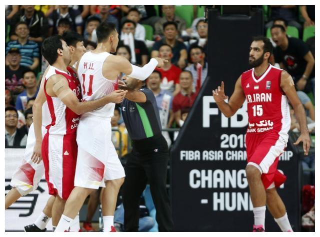 哈达迪三大不要脸语录,压根不怕有姚明的中国队,说阿联打球很脏