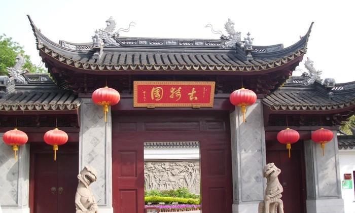 """上海最""""不霸气""""的石狮子,外形瘦到怀疑人生,网友:别减肥了!"""
