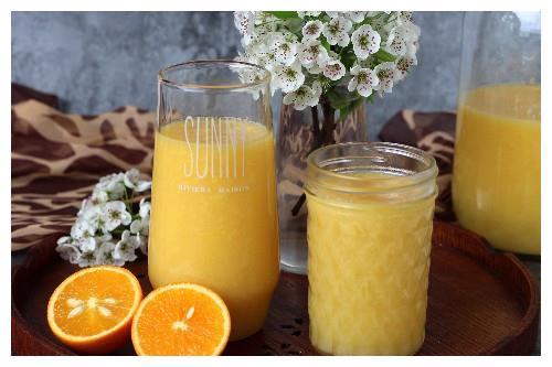 春节里少不了饮料,分享8种自制果汁,健康无添加,新鲜又好喝