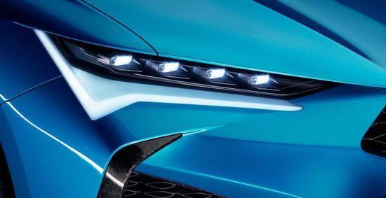 讴歌Type S概念车官图发布 Type S性能车系的重新回归