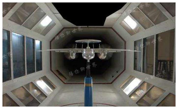 亚洲最大的航空风洞群,坐落在中国西南的小城