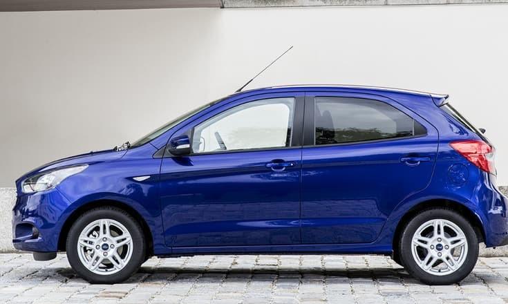 福特揭示了新的Ka替代品
