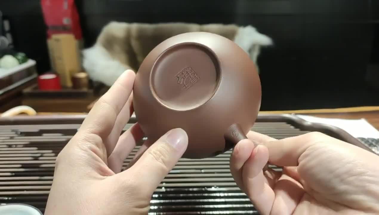 紫砂壶之经典器型大亨,掇球看似简单却融入许多美学理论