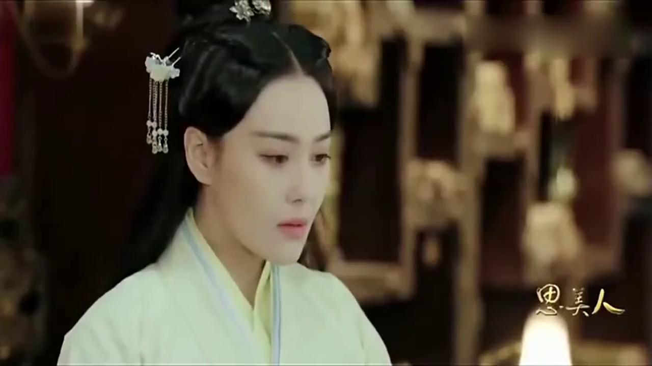 张馨予版:大君不顾祖制,强行宠幸莫愁女!