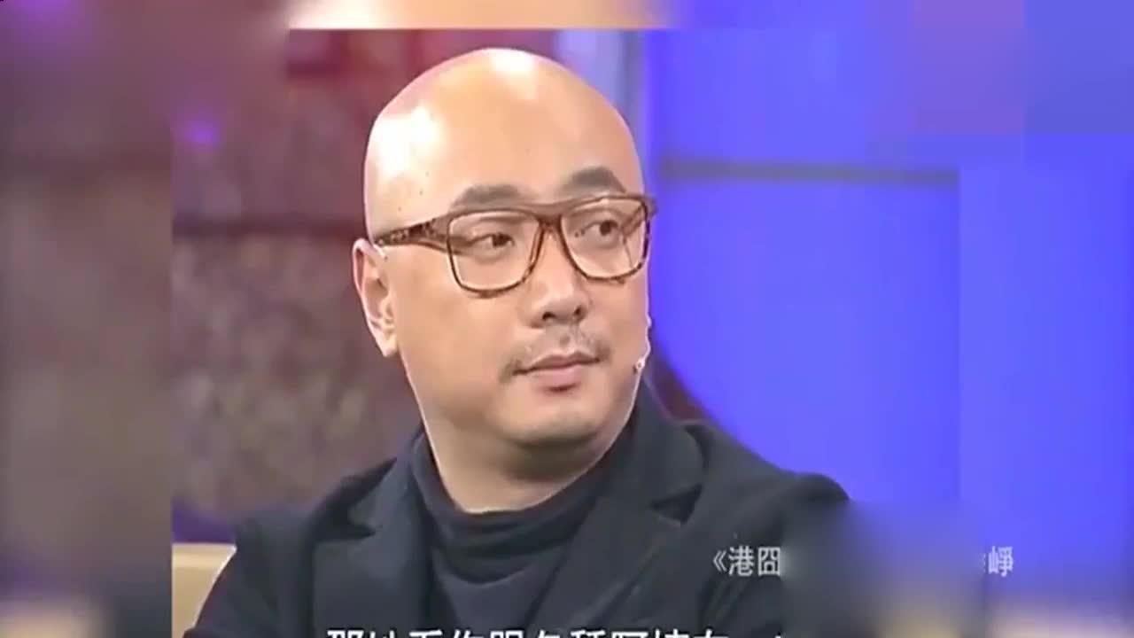 黄渤节目评价徐峥的老婆陶虹鲁豫是个智慧的女人