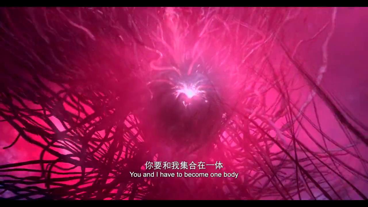 奇门遁甲:红魔妖怪要和飞天怪合体,飞天怪不同意,说出真相
