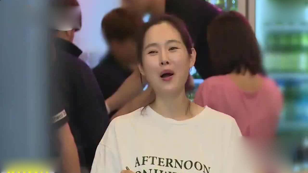 尹相铉吃起醋来还是很帅的老婆maybee还挺能吃的呢