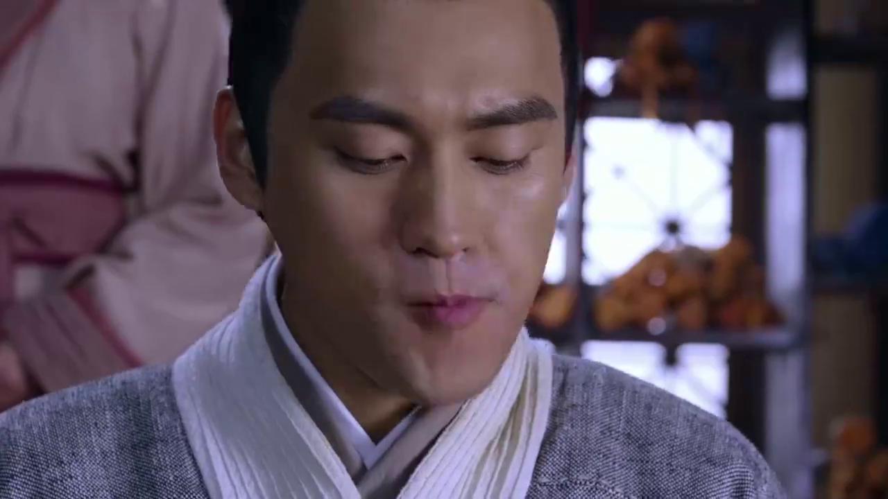 刘縯出殡之时,朱鲔李轶说他坏话想激怒刘秀,刘秀却没露出破绽
