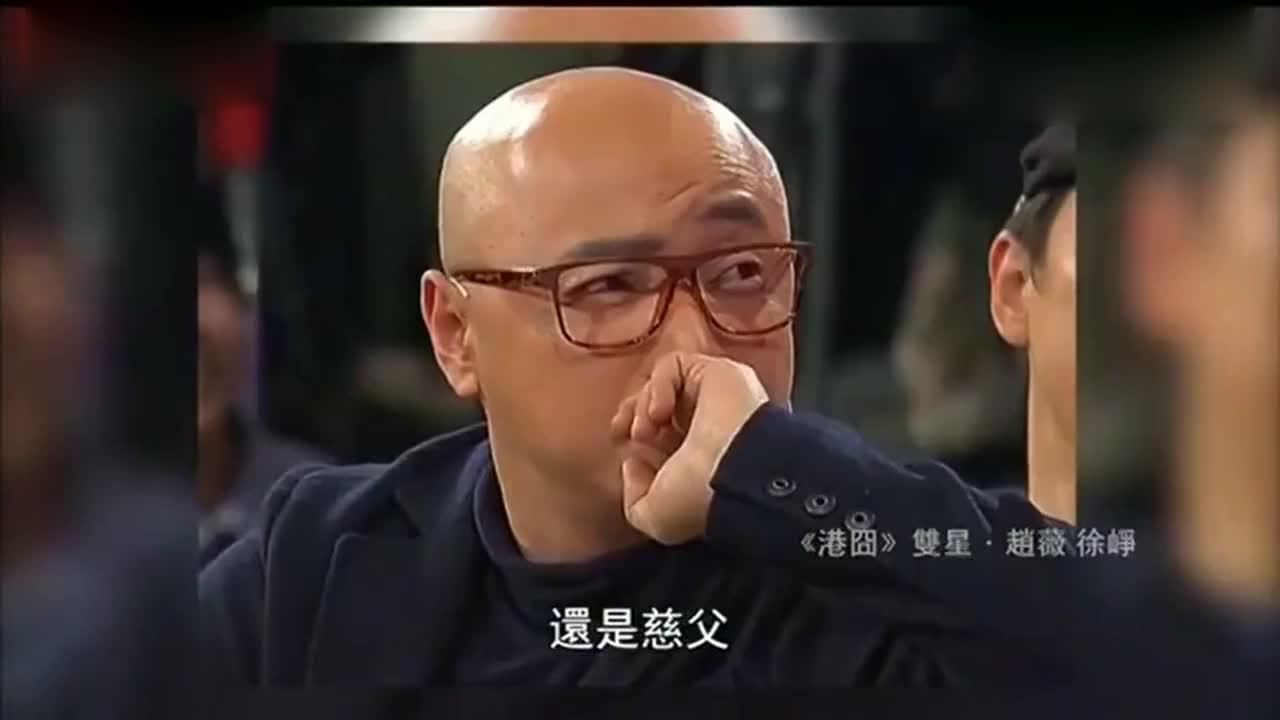 黄渤曝徐峥惨状女儿从床上摔下来遭陶虹一顿臭骂