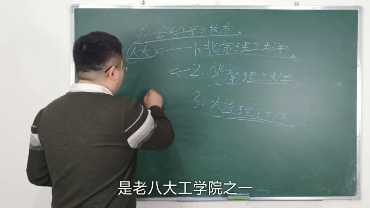 中国三大理工大学以理工为名的顶级高校全都是985名校