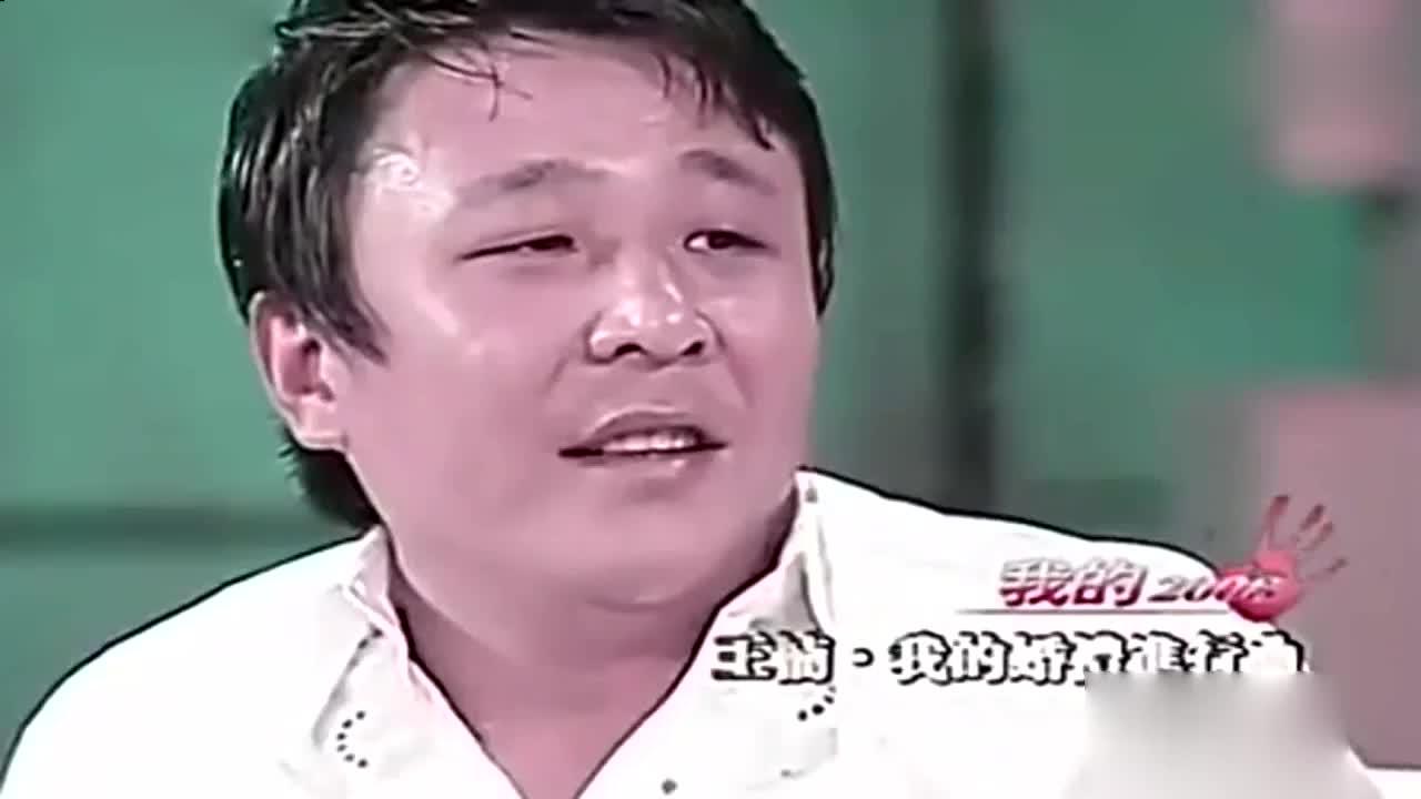 王楠爆料郭斌要教儿子怎么收拾老婆主持人乐的哈哈大笑太逗了