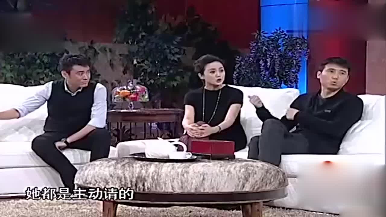 朱媛媛请客吃火锅还不带老公李乃文直言辛柏青是外人