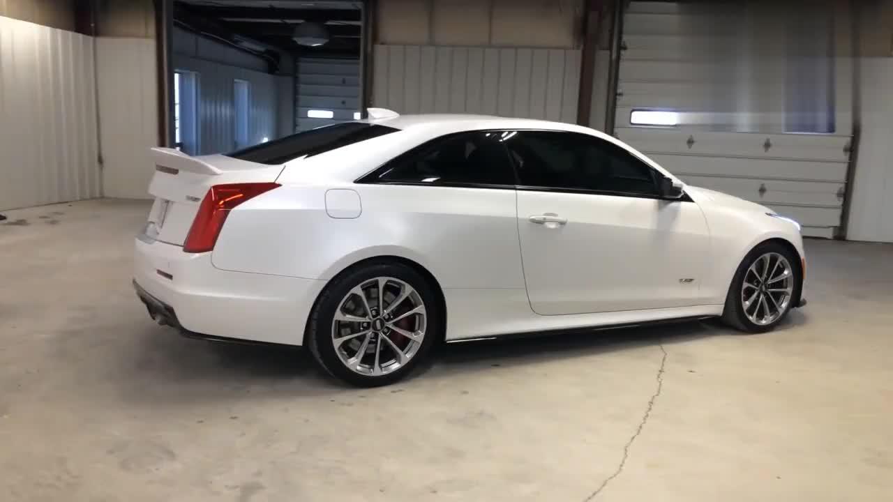 视频:ATS-L车主心中自己的车是这个样子的实拍凯迪拉克ATS-V
