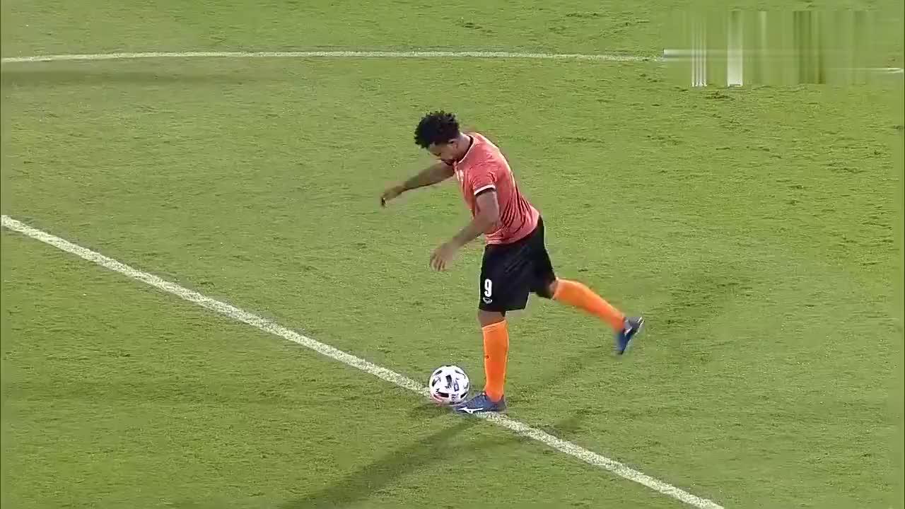 开门红亚冠-比埃拉送妙传王子铭破门 清莱联0-1北京国安