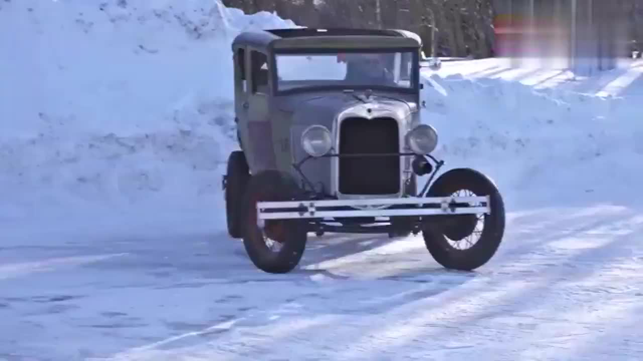 牛人翻新一台福特四缸发动机全程高能真是大开眼界了