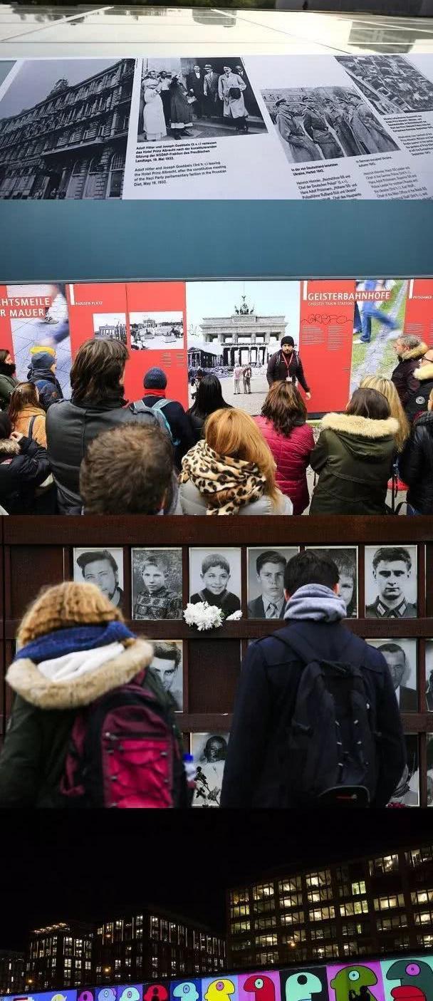 德国举行柏林墙倒塌30周年纪念活动,民众参观柏林墙旧址