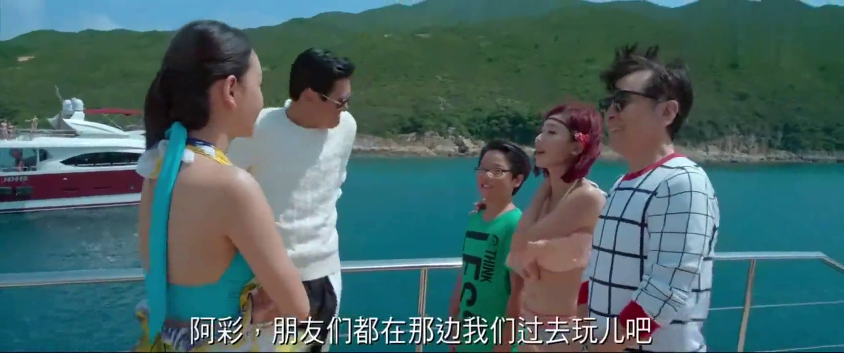 澳门风云:香港三大笑星合体,跟赌神打麻将,每人各输掉一亿!