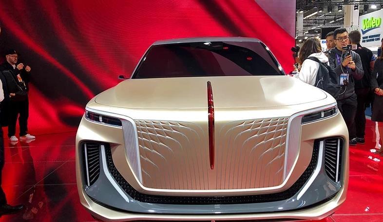 红旗隆重发布两款概念车,不鸣则已一鸣惊人,红旗真的要火!