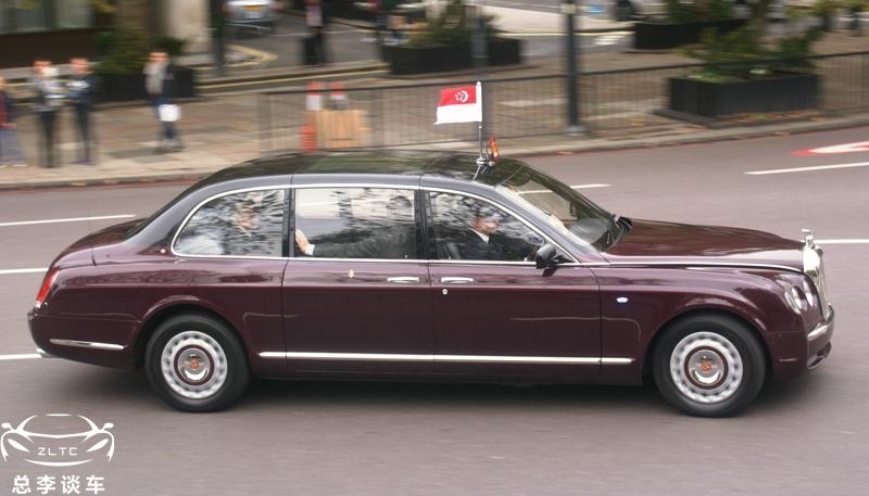 英女王座驾,全球有两辆,价值1500万美元,这款宾利到底有何不同