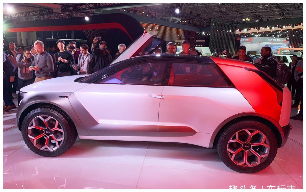 引领下一代电动车设计潮流!预览全新起亚Habaniro概念车