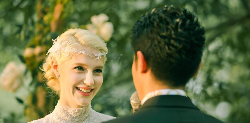 """李白撒贝宁婚后,李白变成""""白面馍馍"""":撒贝宁你对她做了什么?"""