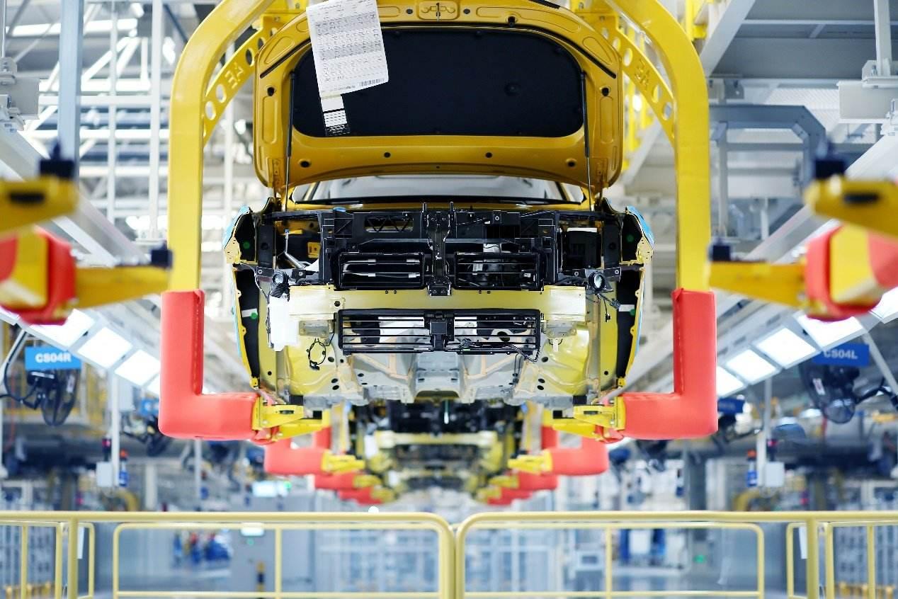 """一锤定音:吉利汽车保持战略定力坚定四个""""自信""""推进高质量发展"""
