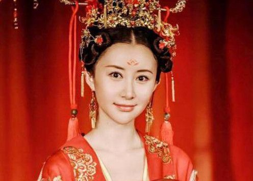 """《大唐荣耀》之后,舒畅又一古装剧来袭,这次竟是""""他""""的皇后!"""