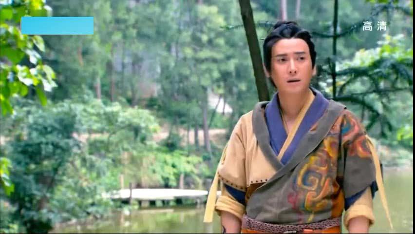笑傲江湖:东方不败跟风清扬比武,大家觉得谁更厉害点!