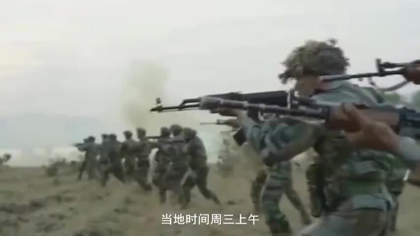 印度特种部队爆发内讧,大批援军赶来抓捕,印国防部下令严查